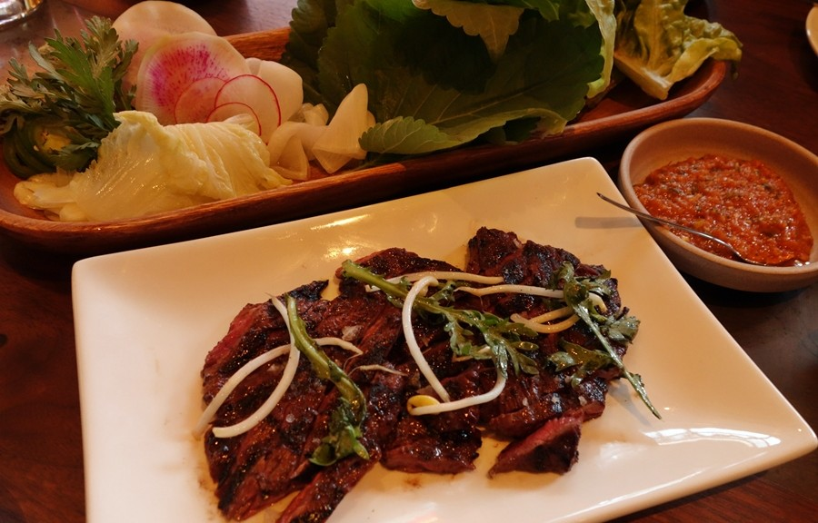 Girin ssam skirt steak 7518