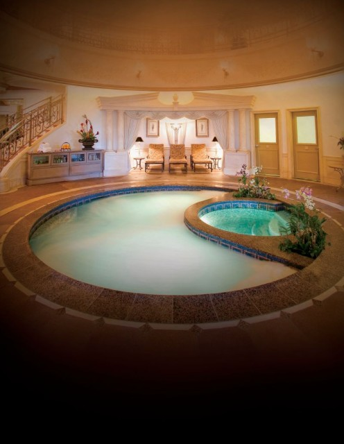 Inside Spa Grande at the Grand Wailea (photo courtesy of Grand Wailea)