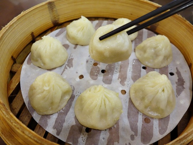 Hang Zhou's xiao long bao