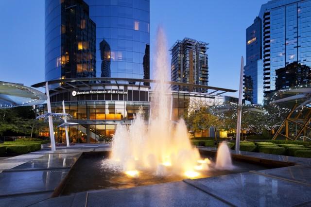 Sheraton Fountain Square