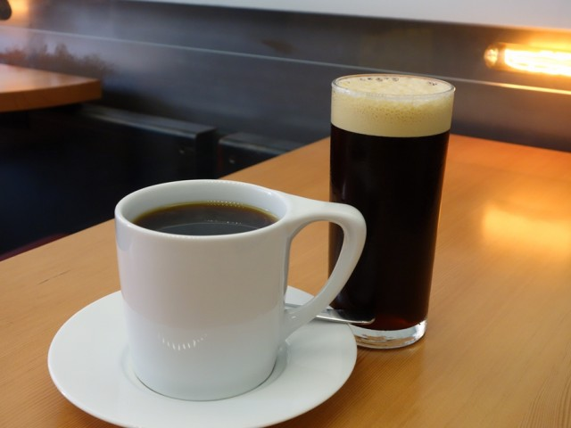 Timbertrain Coffee coffees