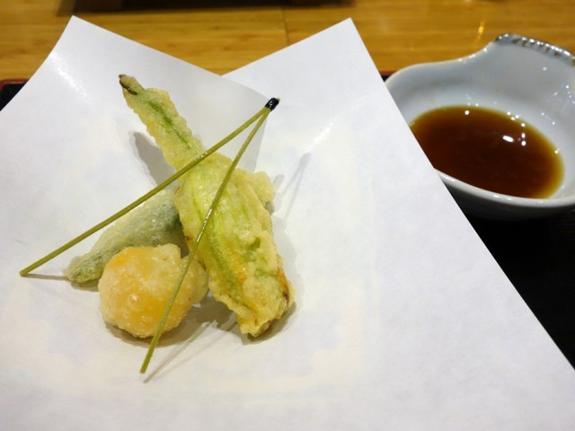 Tojo's tempura