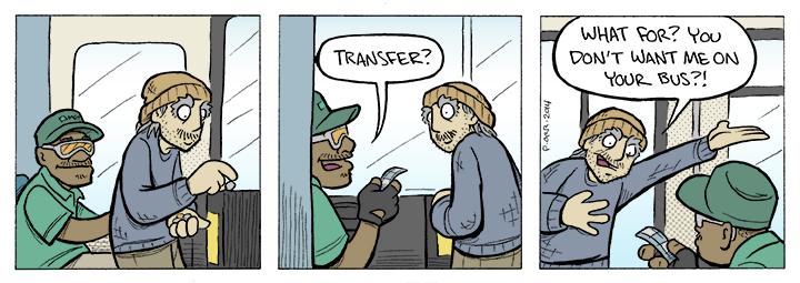 Metro Fare
