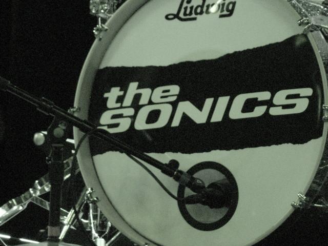 The Sonics.