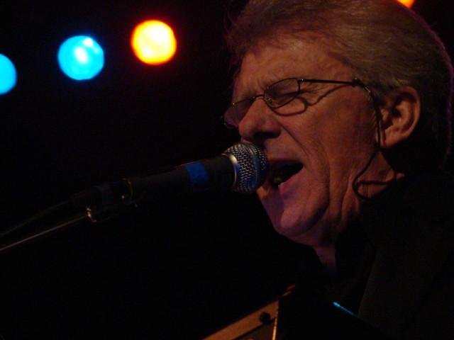 Jerry Roslie of The Sonics.