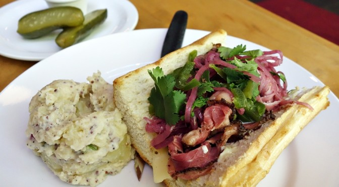 Delicatus Delivers Diverse Sandwiches and More in Pioneer Square