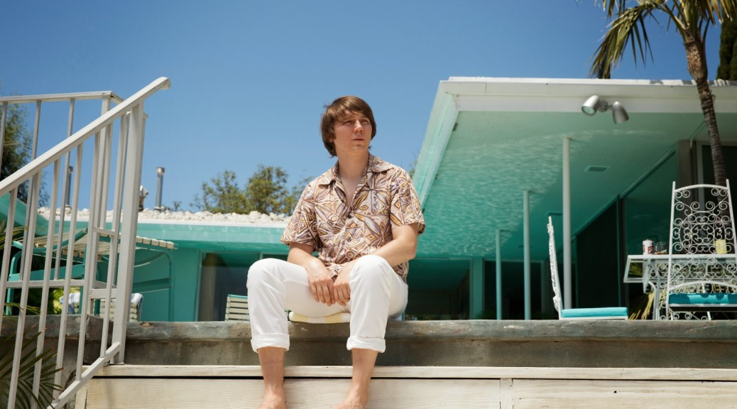 We're really stoked to see the Brian Wilson Biopic, Love and Mercy.