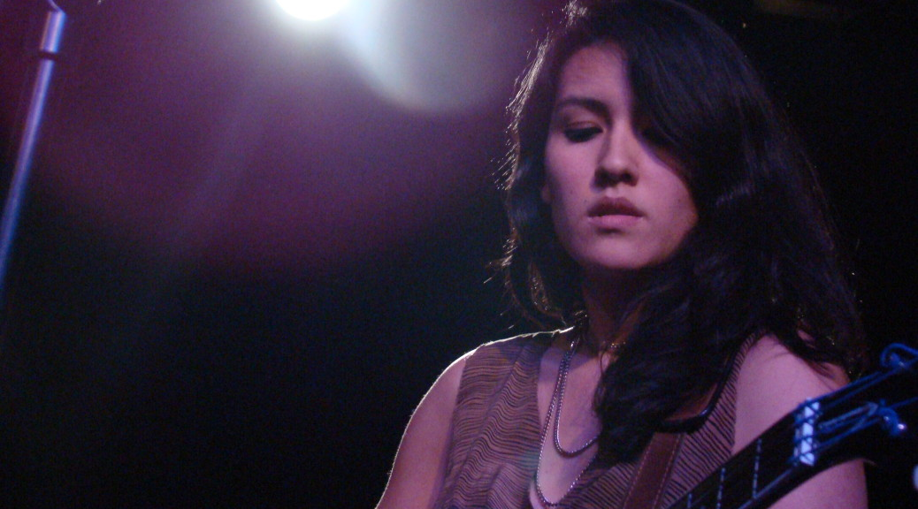 Lena Simon fronts her touring band version of Kairos tonight at Chop Suey. (Photo: Tony Kay)