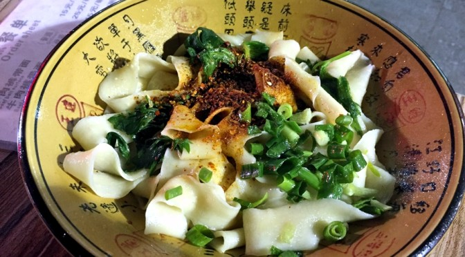 A Whirlwind of Noodles and More in Xi'an, China