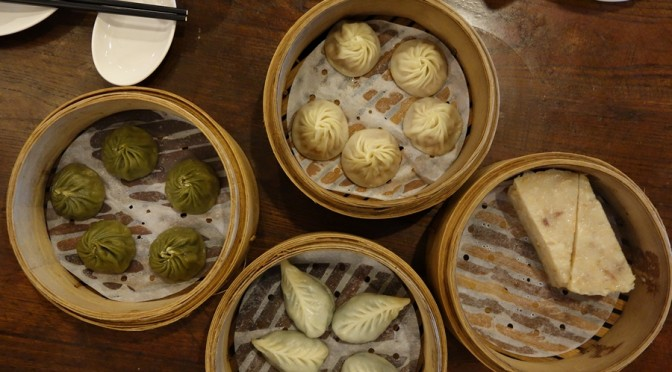 Two Days of Noodles, Dumplings, and More Dough in Taipei