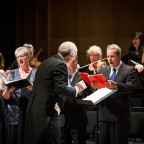 Monteverdi Vespers Soar Joyfully in St. James Cathedral