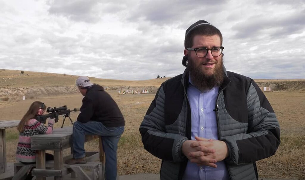 The Rabbi Goes West - Seattle Jewish Film Festival